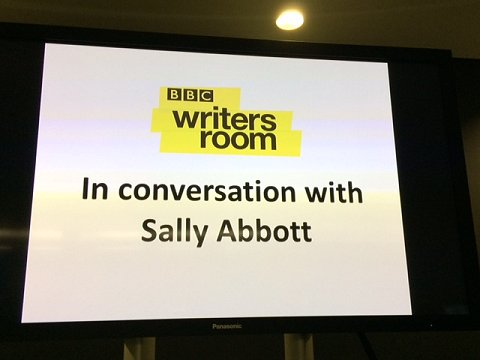 BBC Writersroom - In conversation with Sally Abbott