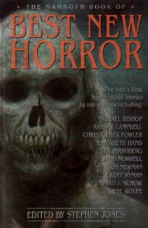 Best New Horror, Volume 18