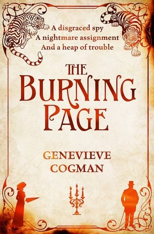 The Burning Page, by Genevieve Cogman