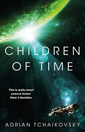 Children of Time, by Adrian Tchaikovsky