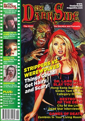 Darkside magazine, #147