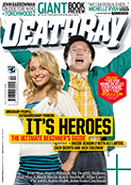 Death Ray Issue 5
