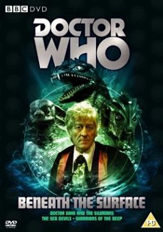 Dr Who Beneath The Surface