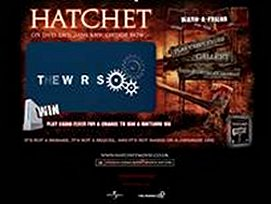 Hatchet The Movie