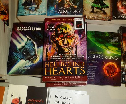Hellbound Hearts, edited by Paul Kane and Marie O'Regan