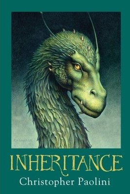 Inheritance, by Christopher Paolini