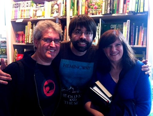 Paul Kane, Joe Hill and Marie O'Regan