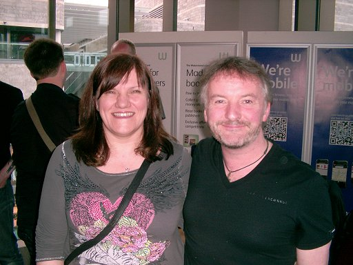 Marie O'Regan, John Connolly