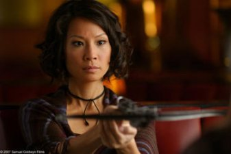 Lucy Liu, Rise: Bloodhunter