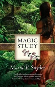 Magic Study, Maria V. Snyder