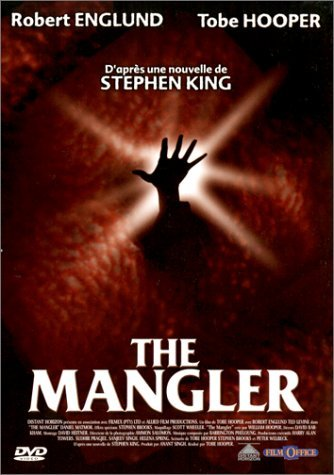 The Mangler, Stephen King