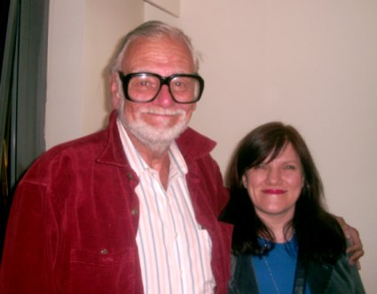 George A. Romero, Marie O'Regan