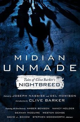 MidianUnmade, edited by Joseph Nassise and Del Howison