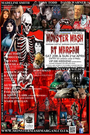 Monster Mash at Margam