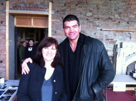 Marie O'Regan, Spencer Wilding