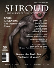 Shroud Magazine, Issue 3