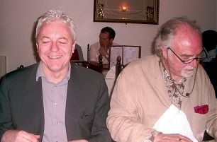 Stephen Gallagher, Peter Crowther
