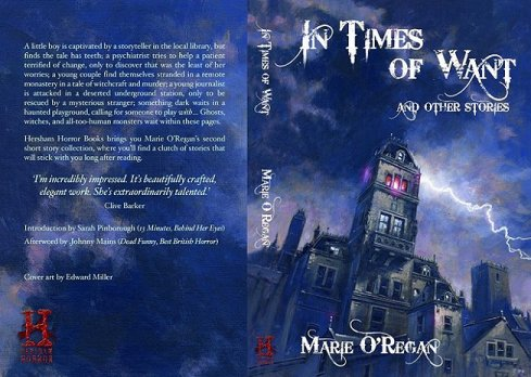 In Times of Want and other stories, by Marie O'Regan