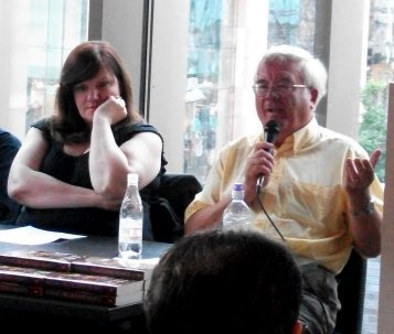 Marie O'Regan, Ramsey Campbell