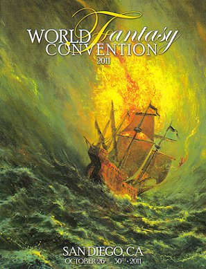 World Fantasy Convention 2011, Souvenir programme booklet
