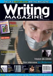 Writing Magazine cover