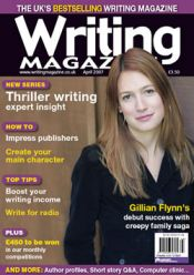 Writing Magazine April 07
